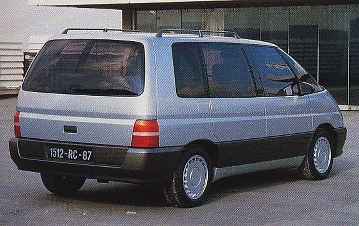 OG | 1996 Renault Espace Mk3 | Mock-up