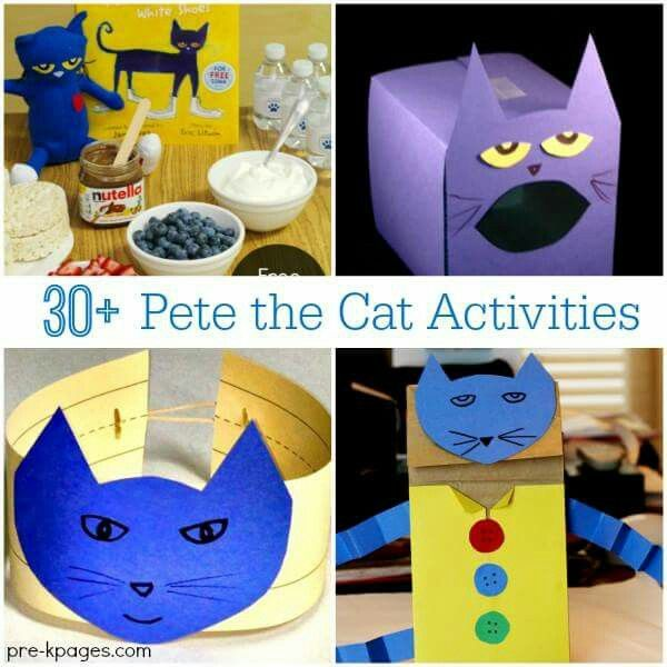 Pete The Cat Tissue Box