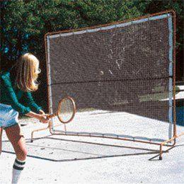 Rebound Tennis Net 9' x 7': Wilson Tennis Training Aids