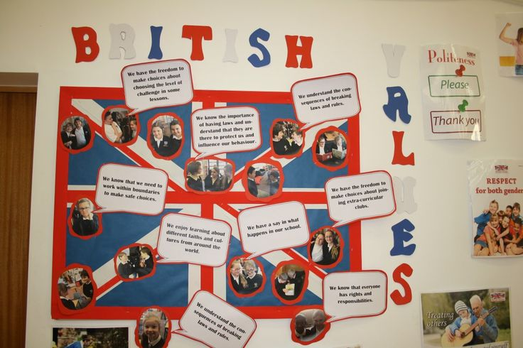 british values display - Google Search