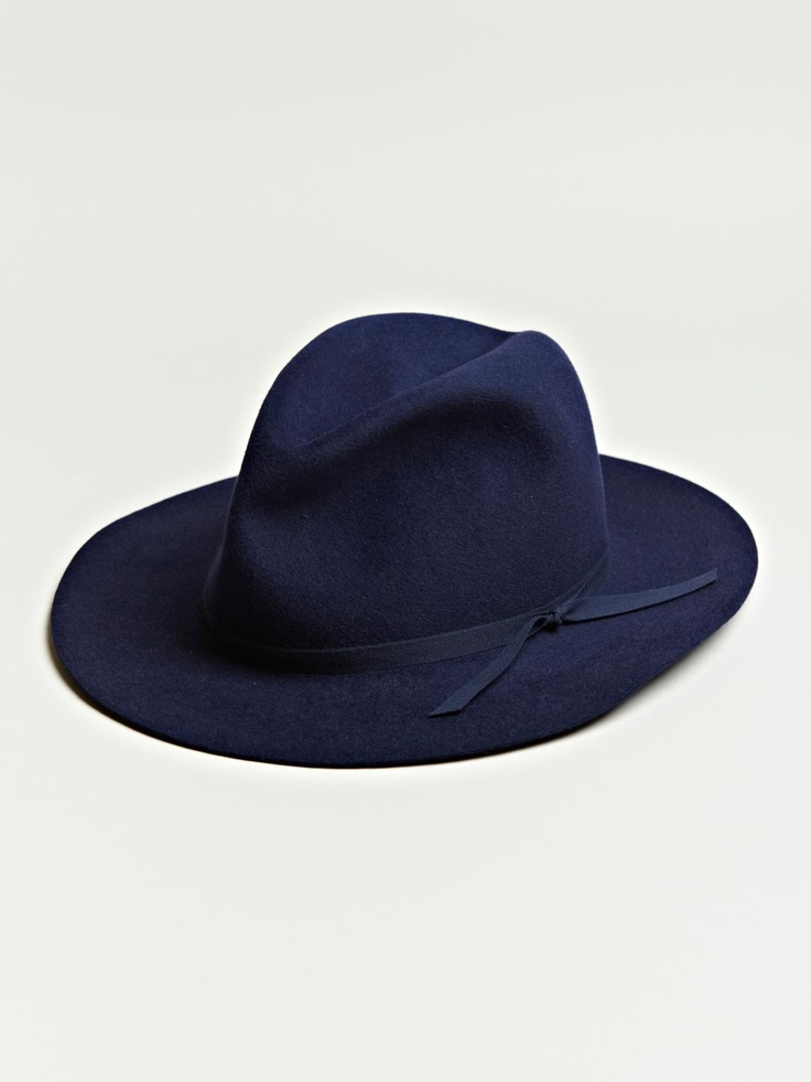 Unused Men's Rabbit Fedora