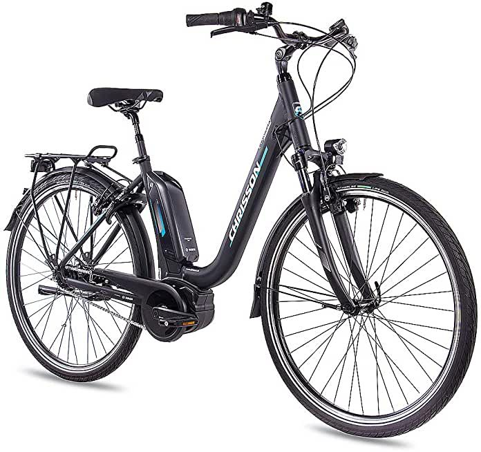 Chrisson 28 Zoll Damen Trekking Und City E Bike E Cassiopea Schwarz Elektro Fahrrad Damen 7g Shimano Nexus Nabenschaltung In 2020 Fahrrad Damen Pedelec Fahrrad