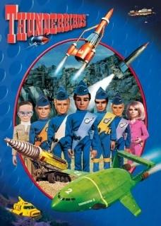 """Thunderbirds"" TV Show"