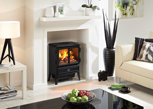 New Optimyst electric stove from Dimplex.