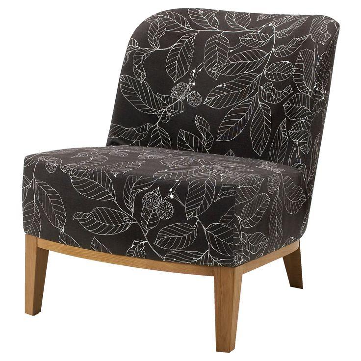 ikea stockholm easy chair in blad black home ideas livingroom pi. Black Bedroom Furniture Sets. Home Design Ideas