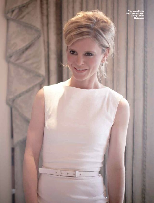 Emilia Fox - Actor. Dressed in La Petite S***** for Country and Townhouse magazine. Styled by Ursula Lake