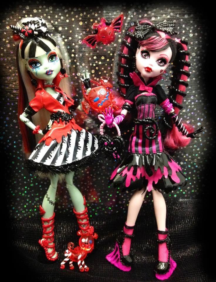 2014 Sweet Screams - Frankie Stein & Draculaura