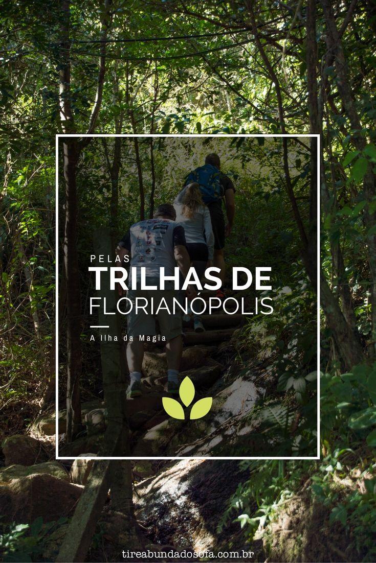 Conheça as melhores e mais lindas trilhas de Florianópolis, a Ilha da Magia. Tudo sobre a capital de Santa Catarina, o estado mais charmoso do Brasil!