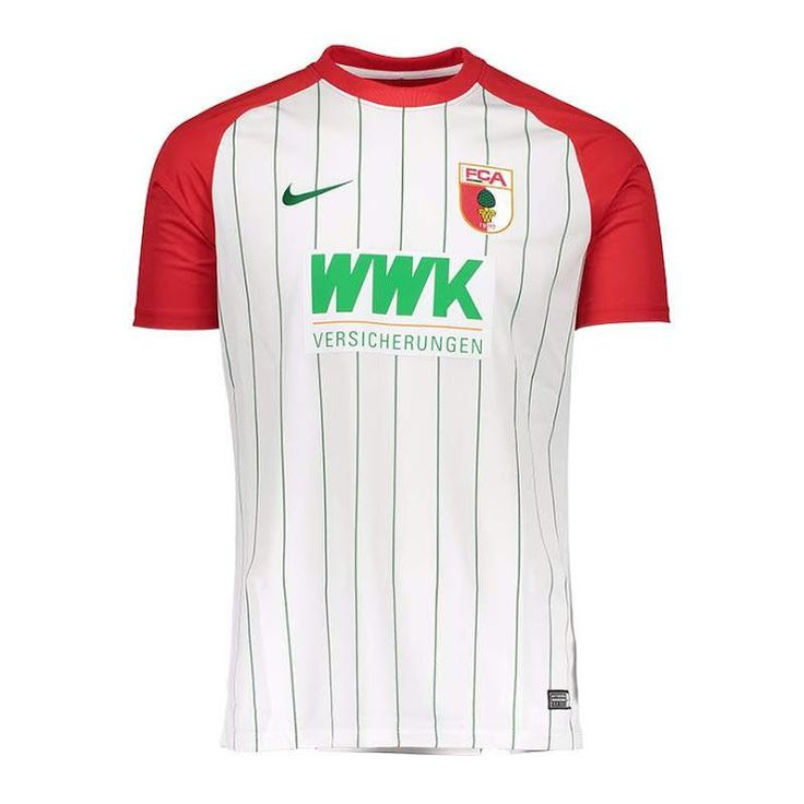 FC Augsburg 17-18 Home, Away & Third Kits Released - Footy Headlines
