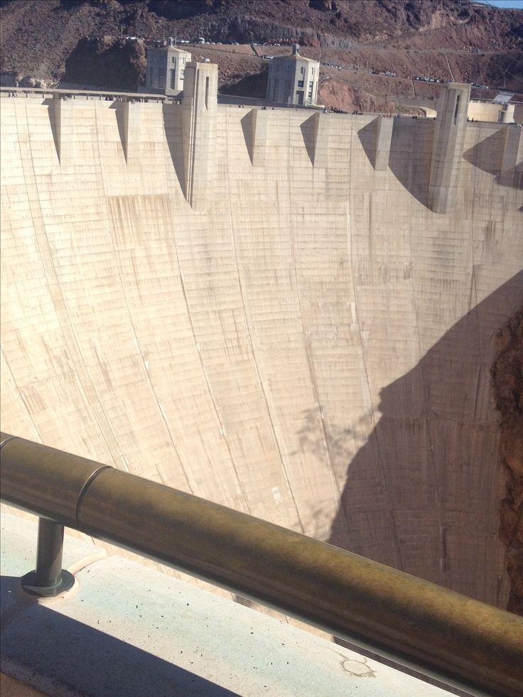 Hoover Dam....incredible site