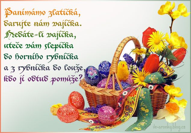 Velikonoční přáníčka 1   ve-aronky