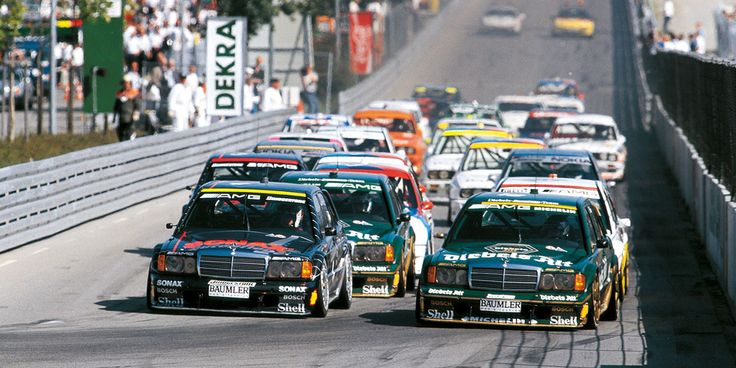 DTM History | 1992 season | DTM.com // 1992 was the year of Mercedes. The AMG-Mercedes-Benz 190E 2.5-16 Evo 2 won a total of 16 races.