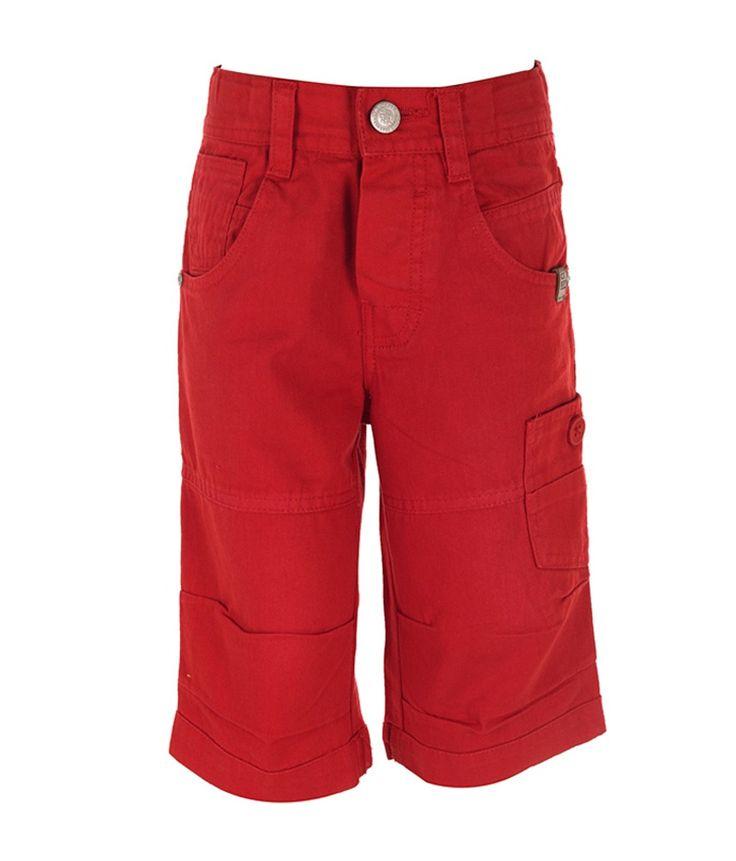 Ice Deep Red Denim Cargo 3/4th For Boys, http://www.snapdeal.com/product/ice-deep-red-denim-cargo/1710687465