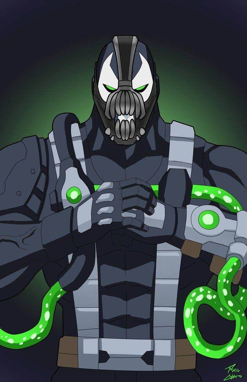 Bane Earth 27 Comic Villains Bane Batman Mysterio Marvel