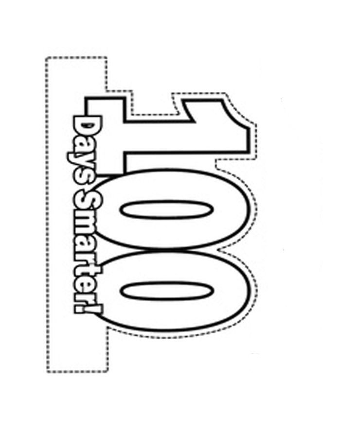Template for 100 day crowns search results calendar 2015 for 100th day of school crown template