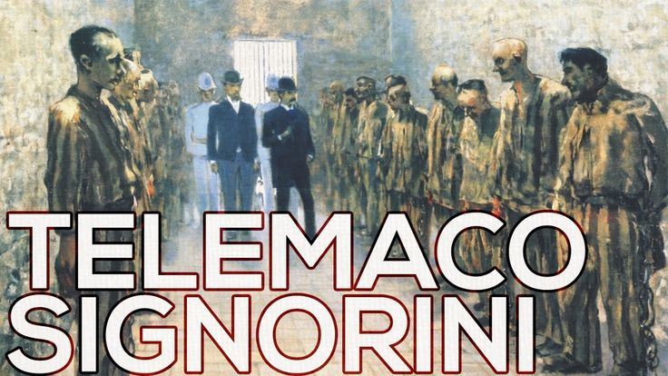 Telemaco Signorini: A collection of 92 paintings (HD)
