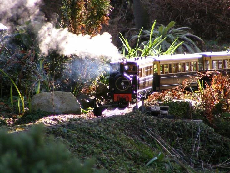 47 best garden trains images on Pinterest Garden railroad Model