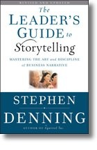 The leader's guide to storytelling - New and Revised (Engels)