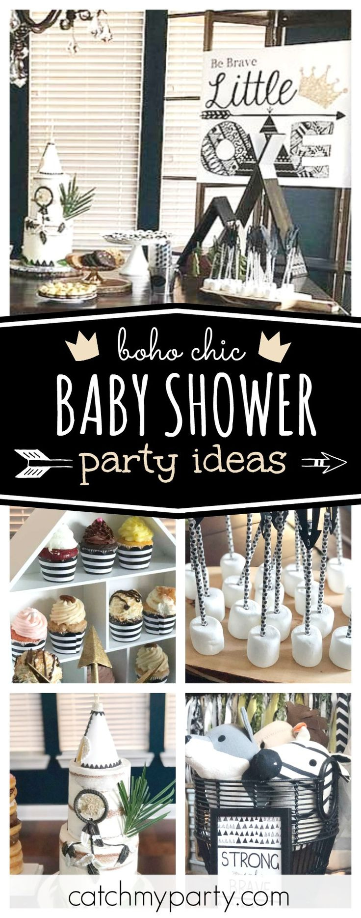 Check out this fantastic Boho Chic Little Man Baby Shower! The cake is incredible!! See more party ideas and share yours at CatchMyParty.com #partyideas #littleman #babyshower #bohochic #bohemian