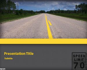12 best transportation backgrounds for powerpoint images on highway powerpoint template free powerpoint templates toneelgroepblik Choice Image