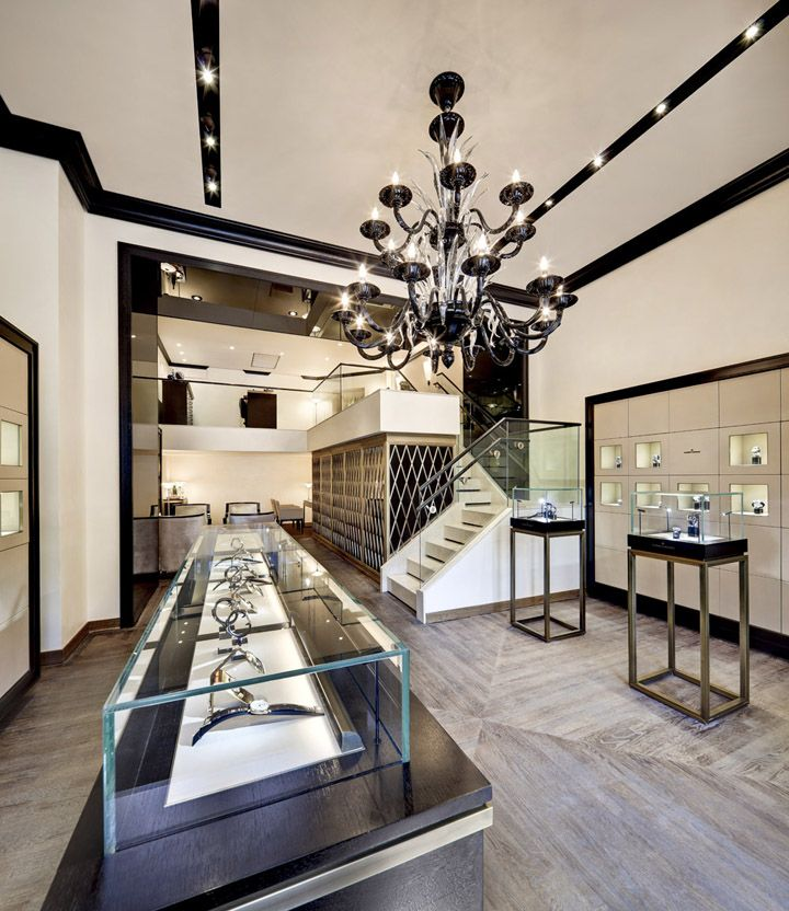 Awesome Vacheron Constantin Watch Boutique, New York