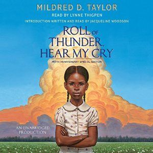79 best audible images on pinterest audiobook father and fiction roll of thunder hear my cry audiobook malvernweather Choice Image