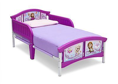 Disney Frozen Toddler BED Set with MATTRESS Safety Rails for Girls - EXCLUSIVE DEAL! BUY NOW ONLY $128.95