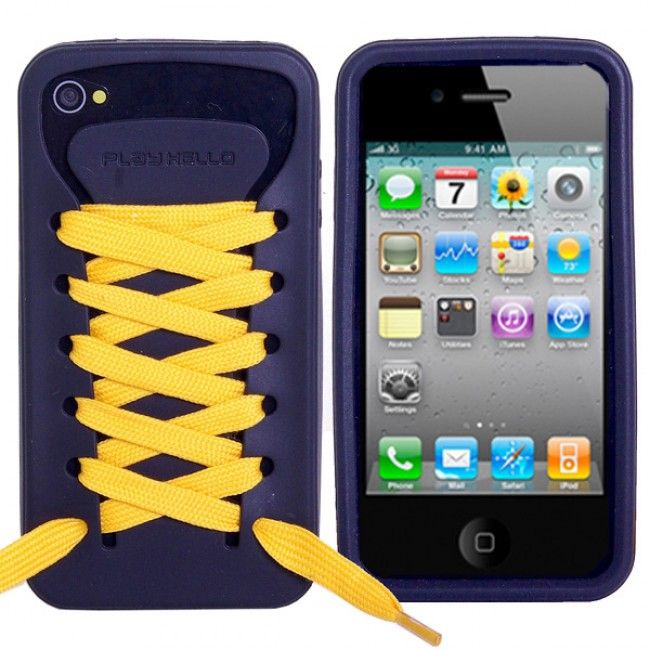 All Stars i4 (Musta) iPhone 4 Silikonisuojus - http://lux-case.fi/all-stars-i4-musta-iphone-4-silikonisuojus.html