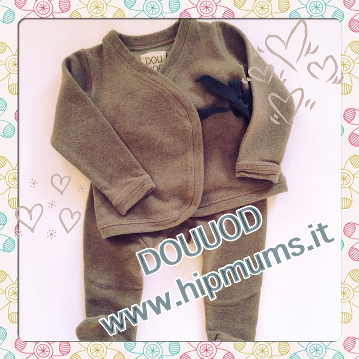 DOUUOD on www.hipmums.it    http://hipmums.it/collections/bambina/products/giacchina-con-ghette-cotone-nocciola