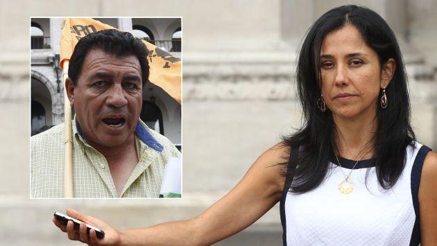 Nadine Heredia: Pepe Julio Gutiérrez es responsable de la violencia en Arequipa
