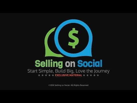 Selling on Social PRIVATE Workshop Mastermind
