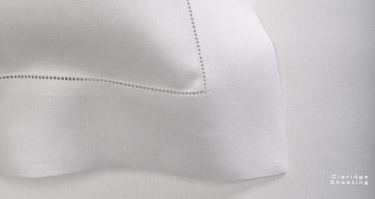 Linen Collection - Claridge Sheeting