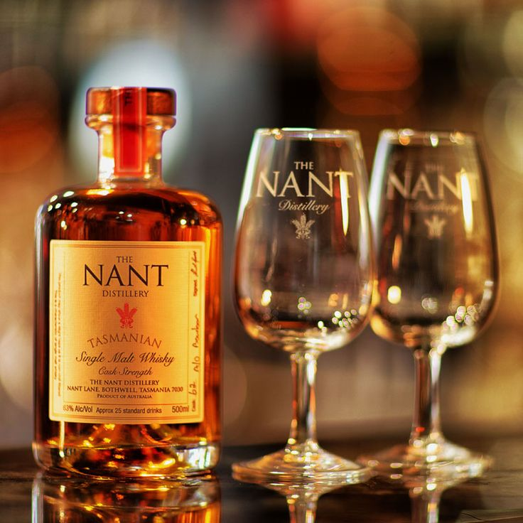 Nant' smooth, golden single malt is the definition of cockle-warming. From the award-winning Nant Distilling Company in the highlands of Tasmania, this premium single malt is made from Franklin barley grown on site and matured in old oak port casks to create a spicy flavour and creamy mouth feel.  #nant #sorrythanksiloveyouwinter #winter #whiskey #singlemalt  http://sorrythanksiloveyou.com/products/view/nant-whiskey