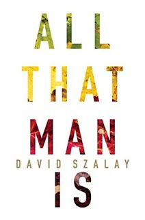 Canadian Bookworm: All That Man Is