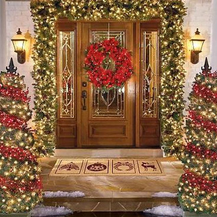 Decoration Ideas Outdoor Christmas Decorating Ideas Below You Ll Find    Christmas Outdoor Decoration