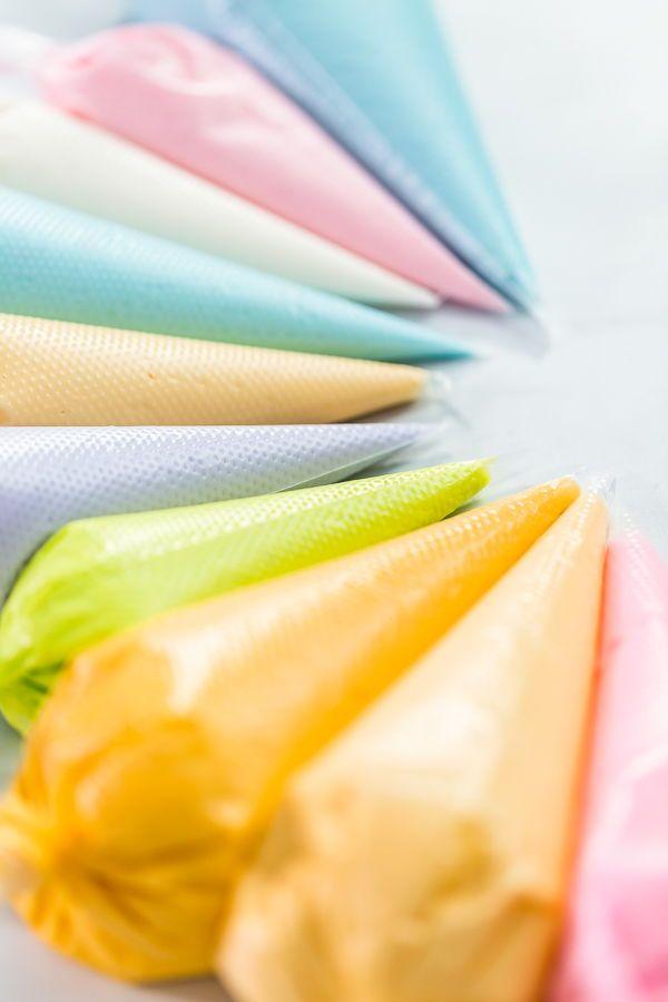 Piping Bags For Royal Icing Sugar Cookies Icing Icing Piping Bag Pastry Cake