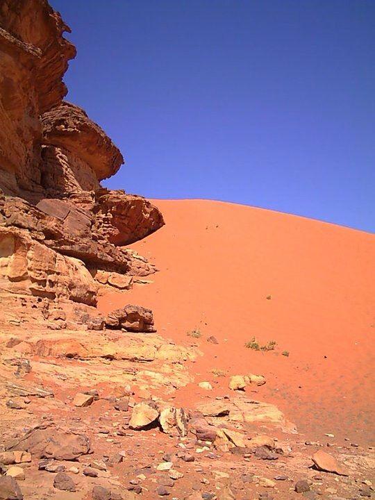 Desierto de Wadi Ram. Jordania. 2010
