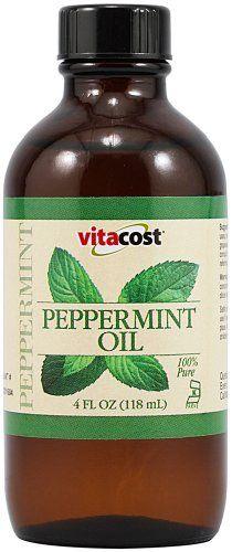 Vitacost 100% Pure Peppermint Oil -- 4 fl oz (118 mL) Vitacost Brand,http://www.amazon.com/dp/B0046HFJSG/ref=cm_sw_r_pi_dp_VgX7sb1T2QBAH1PF