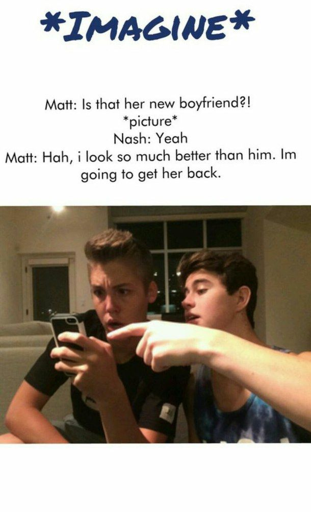 magcon dating imagines