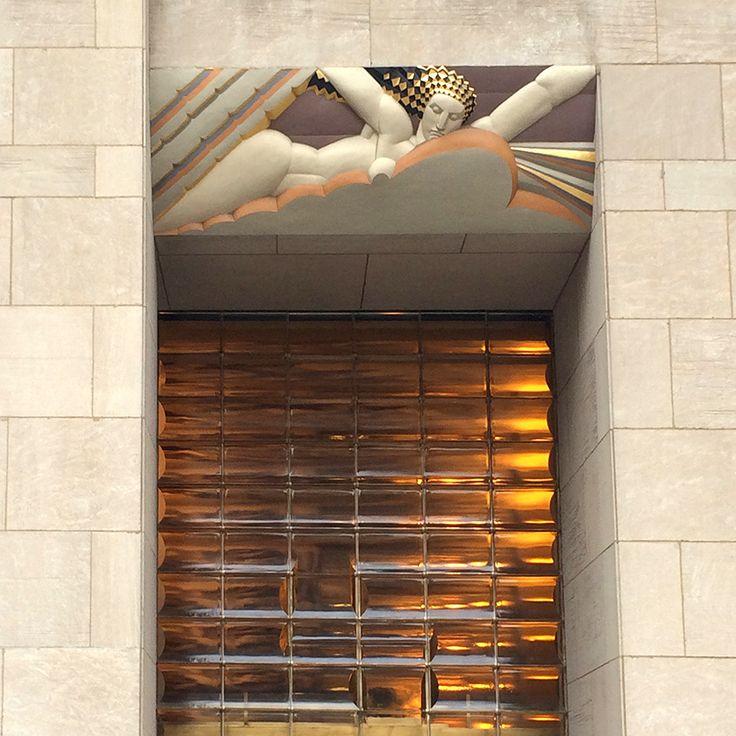 Manhattan - The Rockfeller center -