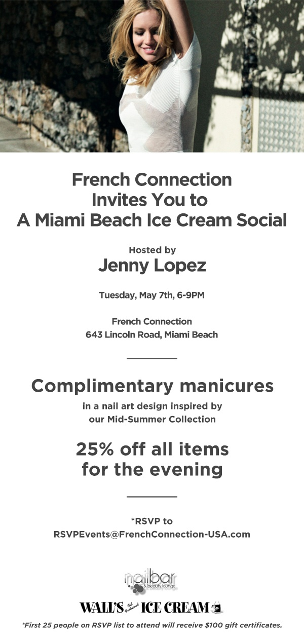 the lighting connection miami. french connection event may miami beach the lighting t