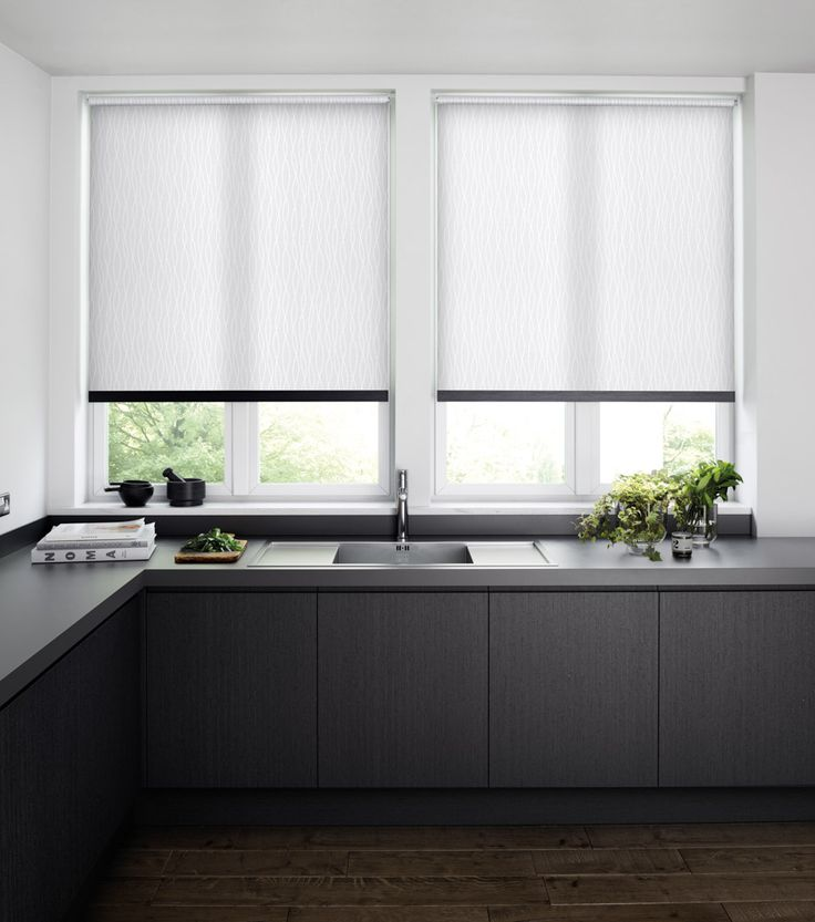 White Kitchen Roller Blinds: 25+ Best Ideas About Contemporary Roller Blinds On