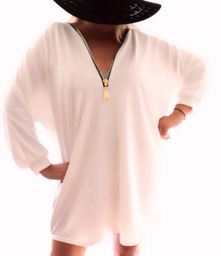 Robe blanche grande taille sur - Robe d hotesse grande taille ...