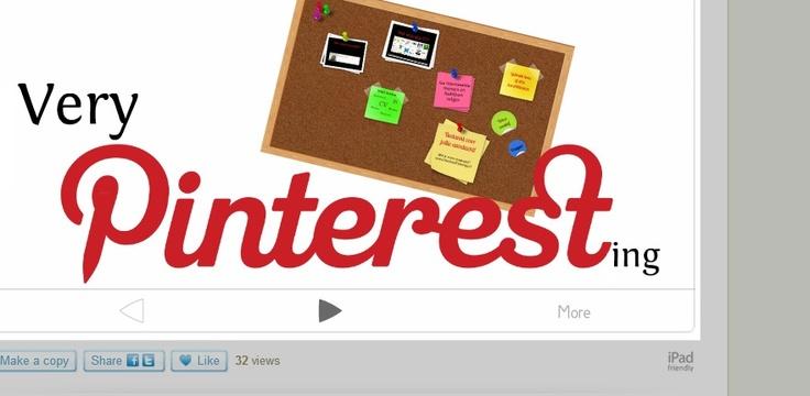 """Prezi van de workshop """"Werk vinden met Pinterest"""" tijdens de Haagse Loopbaandag"""
