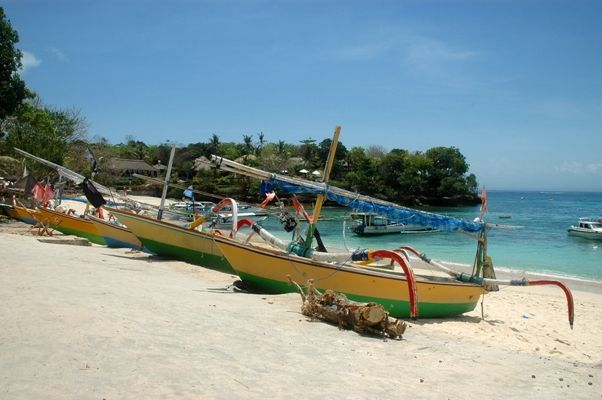 beaches in Bali are alluring and a definite visit