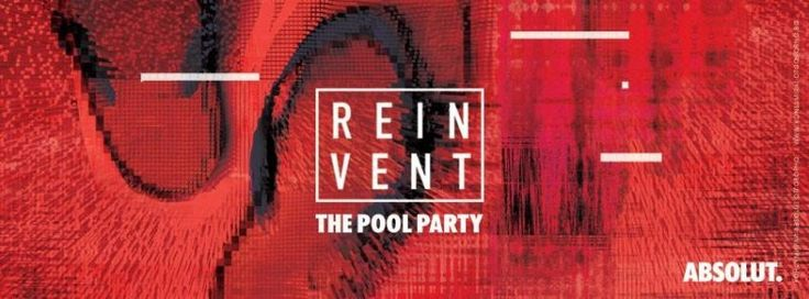 Absolut Reinvent. The Pool Party