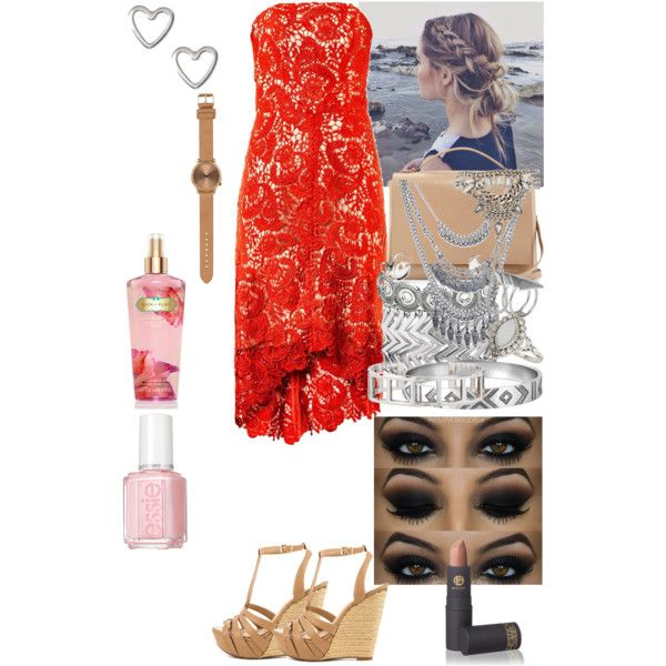 P69 by emramisa-1 on Polyvore featuring polyvore, fashion, style, Lover, Jessica Simpson, The Row, First People First, Gucci, Komono, Eddie Borgo, House of Harlow 1960, Express, Wet Seal, Miss Selfridge, Lipstick Queen and Essie