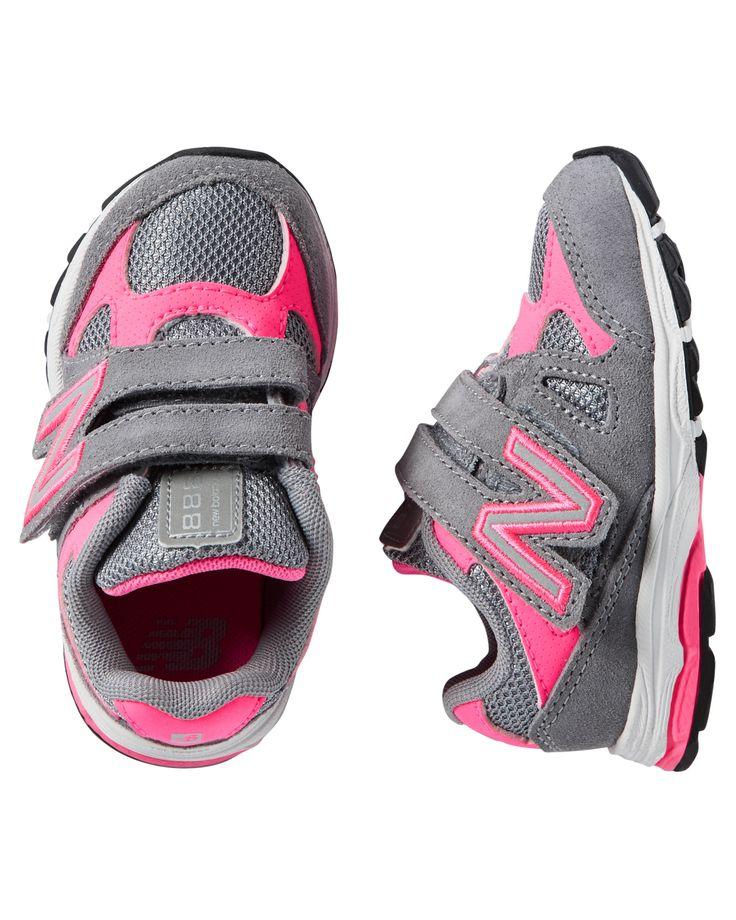 New Balance Hook & Loop 888 Sneakers | Toddler girls ...