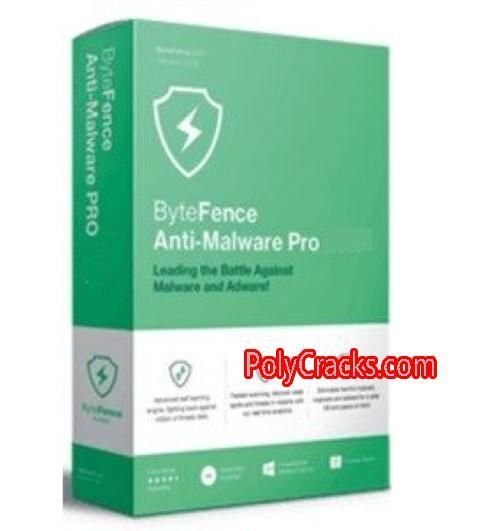 ByteFence Anti-Malware Pro 2.10 is the world best antivirus software which protects your system from harmful Trojan, viruses, #malware etc. It makes your system most lighter and speedy quickly by turning to this handy software solution. ByteFence Anti-Malware Pro 2.10 Activation Key full free download latest version for Windows XP/Vista/7/8.1/10 (32 – 64bit).