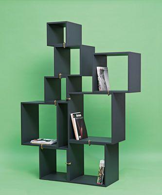 Bibliothèque Assemblage / Composition de 8 modules - Seletti